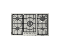 Ecomatic Gas Built-In Hob, 5 Burners- S933C