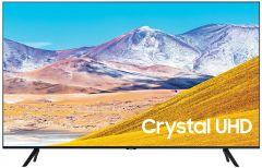 Samsung 65 Inch Crystal 4K UHD Smart LED TV with Built-in Receiver - TU8000