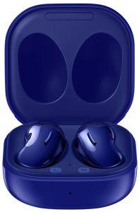 Samsung Galaxy Buds Live Wireless Earbuds with Microphone - Mystic Blue