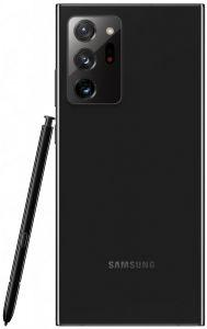 Samsung Galaxy Note 20 Ultra Dual Sim, 256GB, 4G LTE - Mystic Black