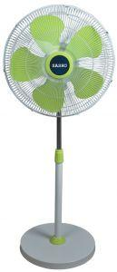 Sasho Stand Fan, 18 Inch, Black - sh215