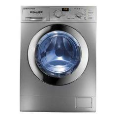 White Point Front Loading Digital Washing Machine, 10 KG, Silver - WPW 10121  DSC