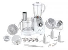 Smart Food processor, 1000 Watt, White - SFP094T