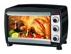 Sasho Electric Oven with Grill, 2000 Watt, 45 Liters, Black - SH5700