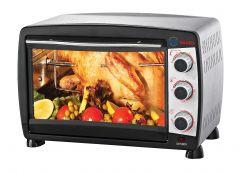 Sasho Electric Oven with Grill, 2000 Watt, 45 Liters, Black - SH5800