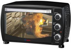 Sasho Electric Oven with Grill, 1500 Watt, 38 Liters, Black - SH5338