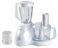 Sasho Food Processor, 1000 Watt, White - SH677
