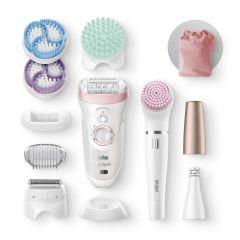 Braun Silk-epil 9 Wet and Dry Epilator - SES 9985