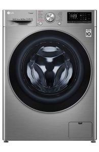 LG Vivace Front Load Automatic Washing Machine, 10.5 KG, Silver- F4V5RYP2T
