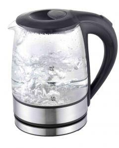 Home Glass Kettle,1.2 Liters- SN 17