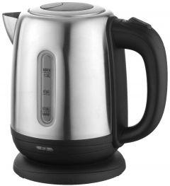 Home Electric Kettle, 1800 Watt, 1.2 Liter, Stainless Steel - SN19