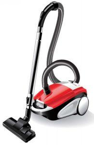 Fresh Faster Vacuum Cleaner, 1600 Watt- Red