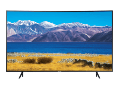 Samsung 65 Inch 4K UHD Smart Curved LED TV with Built-in Receiver - TU8300