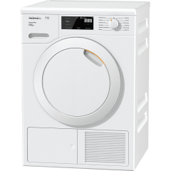 Miele Automatic Front Load Dryer, 8KG, White - TCE520