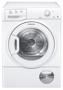 Ariston Front Loading Condenser Dryer, 8 KG, White - TCM80C6PZEX