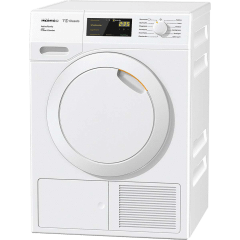 Miele Automatic Front Load Dryer, 8KG, White - TDD 230 WP