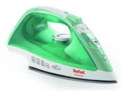 Tefal Steam Iron, 2000 Watt, Green - FV1541