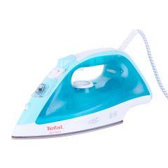 Tefal Access Steam Iron, 2000 Watt, White/Blue - FV1546E2