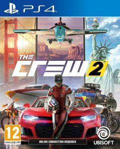 The Crew 2 Game for PlayStation 4
