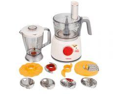 Tornado Food Processor, 1000 Watt, White - TFP1000CC