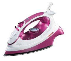 Tornado Steam Iron, 2000 Watt, With Teflon Sole Plate - TA-2000S