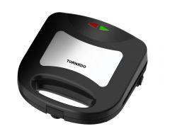 Tornado Sandwitch Maker 700 Watt, Black - TST-700