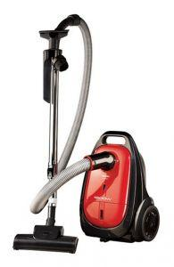 Toshiba Vacuum Cleaner, 1600 Watt, Red & Black - VC-EA100CV