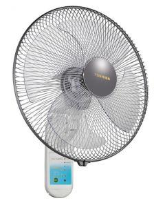Toshiba Wall Fan Without Remote Control, 16 Inch, White - EPS-29