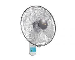 Toshiba Wall Fan With Remote Control, 16 Inch- EPS30(PS)