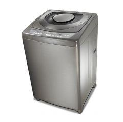 Toshiba Top Loading Washing Machine With Pump, 11 KG, Dark Silver - AEW-1190SUP(DS)