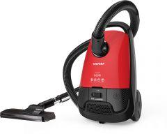 Toshiba Vacuum Cleaner, 1600 Watt, Red - VC-EA1600SE