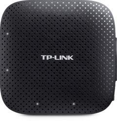 TP-Link USB 3.0 Portable Hub, 4 Ports, Black - UH400