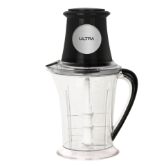 ULTRA Meat & Vegetables Chopper, 500 Watt, 1.5 Liter, Black - UCH50P3K