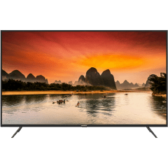 Tornado 50 Inch 4K UHD Smart LED TV With Built-in Receiver - 50US9500E