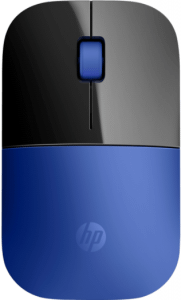HP Z3700 Wireless Mouse, Dragonfly Blue - V0L81AA