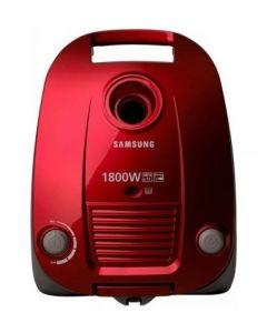 Samsung Bagged Vacuum Cleaner, 1800 Watt, Red - VCC4170S37
