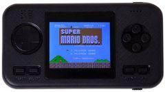 Wanle Power Bank with Built-in Video Handheld Gaming Console, 8000mAh, Black - D-12