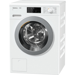 Miele Front Load Automatic Washing Machine, 9 KG, White- WCG120 XL