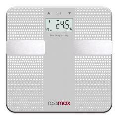 Rossmax Body Fat Monitor With Scale, White - WF260