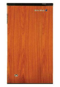 White Whale Mini Bar Refrigerator, 95 Litres, Woody - WR-R4KWO
