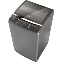 White Point Top Load Automatic Washing Machine, 15 KG, Gray- WPTL 150 DGSMA