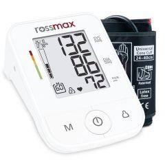 Rossmax Automatic Upper Arm Blood Pressure Monitor, White - X3