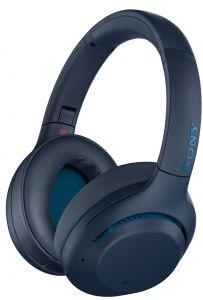 Sony WH-XB900N Wireless Headphones with Microphone, Blue - WH-XB900N/L
