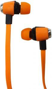 Yison Celebrat Wired In-ear Earphones, Orange - S30