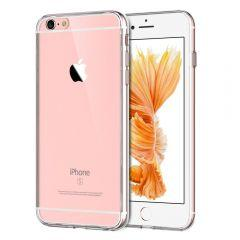 Jetech Rubber Case For Apple iPhone 6 Plus - Clear