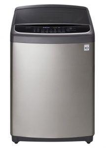 LG Top Loading Digital Washing Machine, 17KG, Silver - T1793EFHSKQ