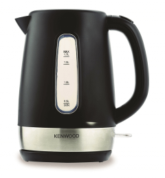 Kenwood Electric Kettle, 1.7 Liter, 2200 Watt, Black - ZJP01.A0BK